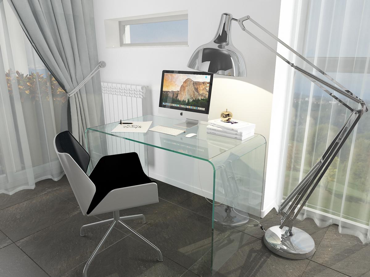 Двухуровневая квартира в Италии